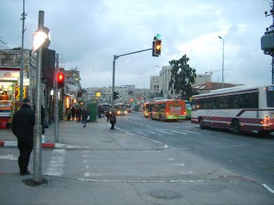 Jerusalem - Jaffa St. near to Mahane Yehuda Market