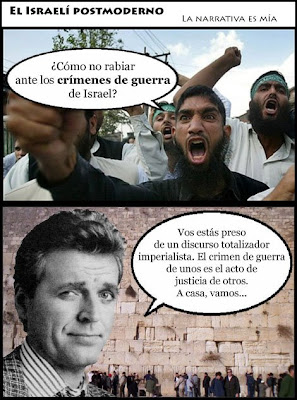 Si el terrorista de unos es el luchador por la libertad de otros...