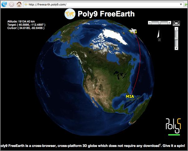 Geoinformación: Apple Maps y Apple Earth nueva competencia en ...