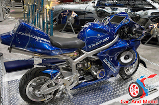 Extreme Modified Motorcycle