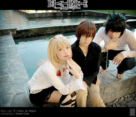 death note cosplay-2