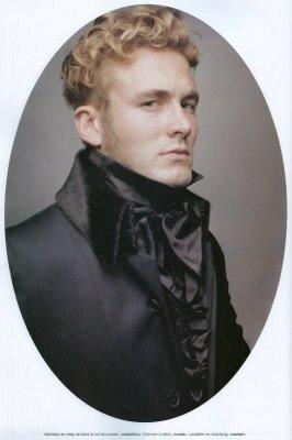 Modern Victorian Fashion Men