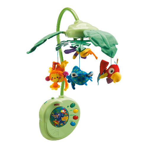 fisher price swing instruction manual