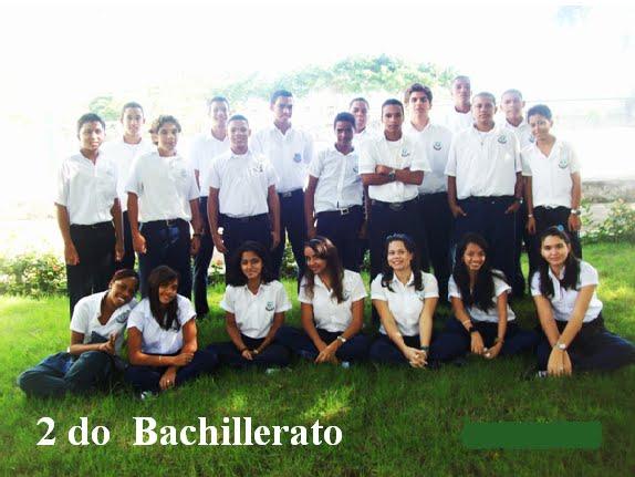2do Bach Colegio Jardin Verde