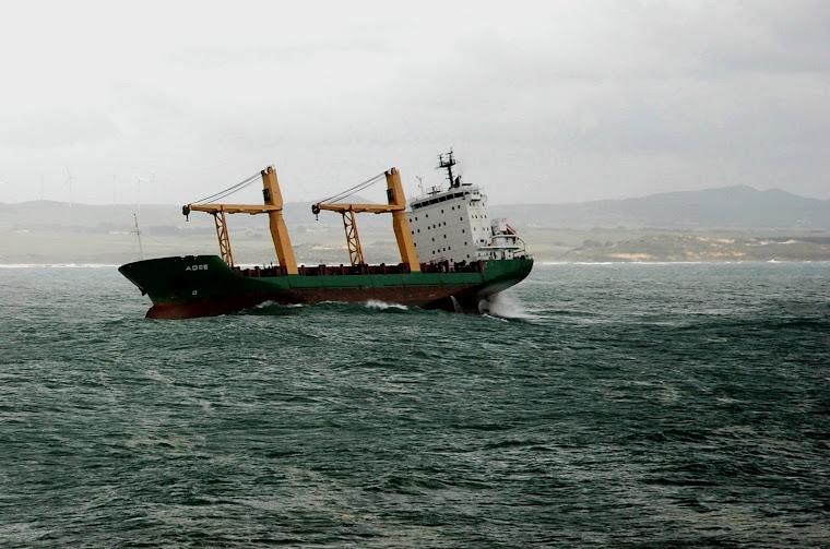 Navio de entrada