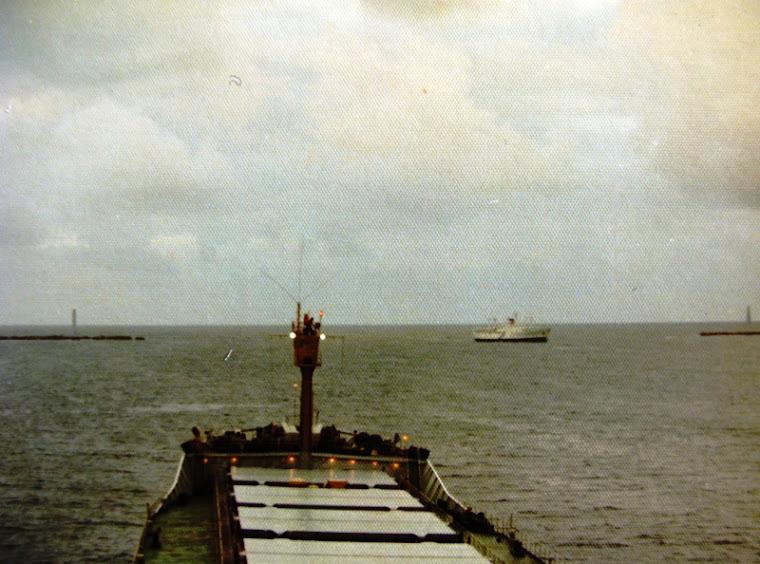 Colón - Cristobal  no Panamá...