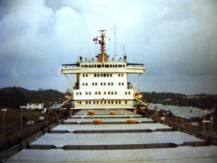 ... Canal do Panamá...