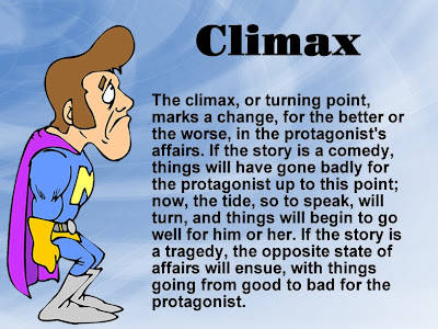 Climax Literary Term