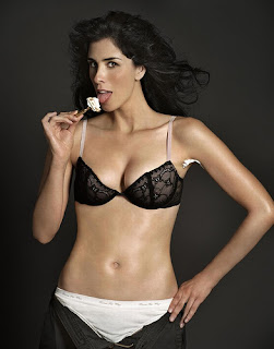 Pot fan Sarah Silverman is up for an Emmy.