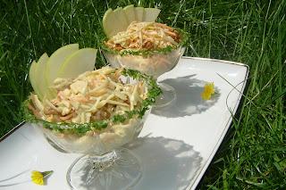 Articole culinare : Salata festiva de cruditati