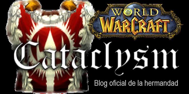 world of warcraft cataclysm logo. World of Warcraft | Hermandad