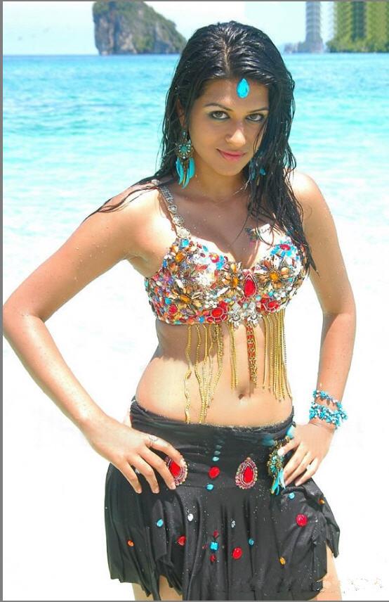 , Sharadha das Hot Beach Pics