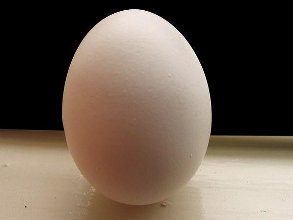 si tienes acne entra te servirá, La clara de huevo