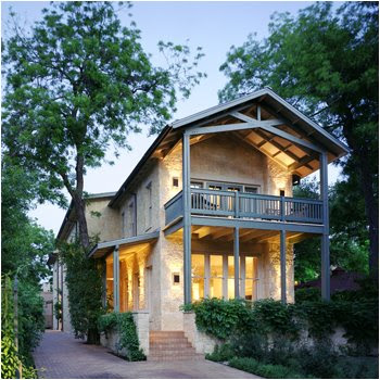 Hill country house more great texas modern for Hill country modern homes