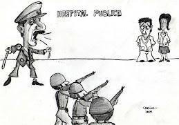 Basta del dictador!!!!