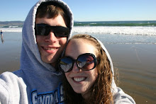 Josh and I at the Beach