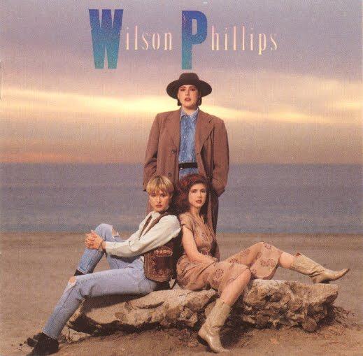 Wilson Phillips Hold On Album Cover