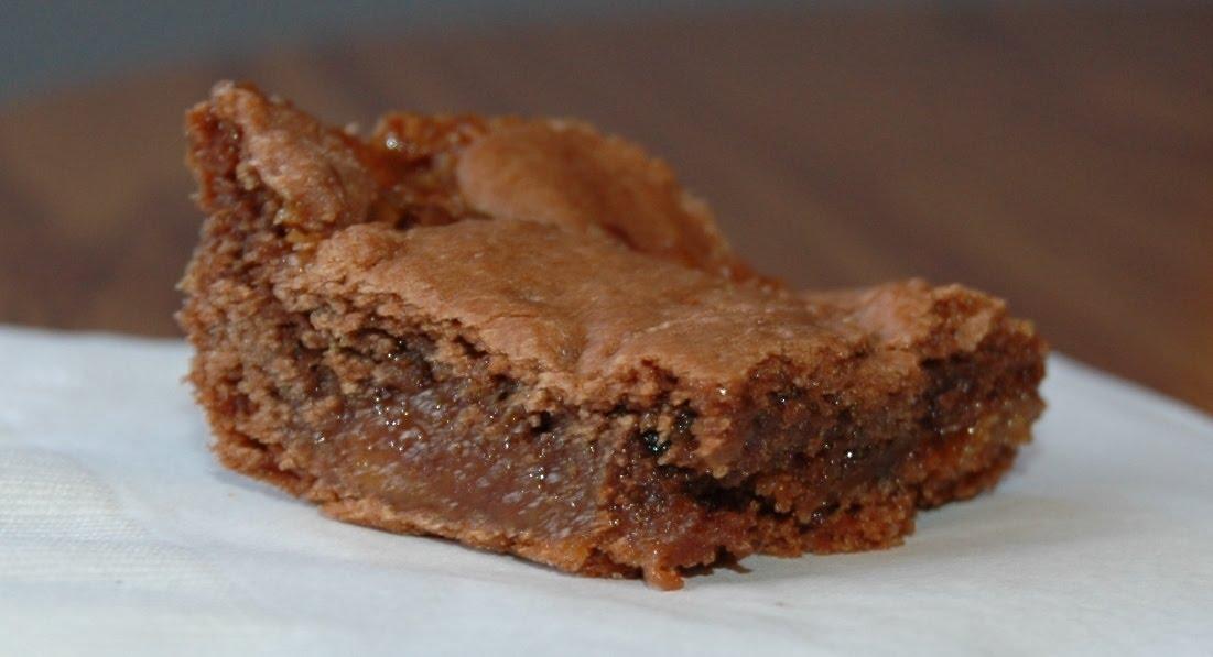 What is on your menu this week?: Week 84 Menu and Caramel Brownies
