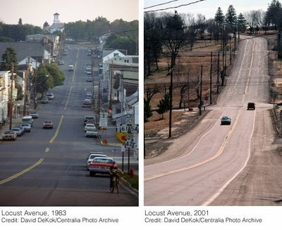 Download image Centralia Pennsylvania Before And After PC, Android ...