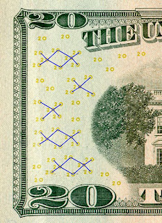 EURion, fotocopiadoras y billetes 437px-EURion_twenty