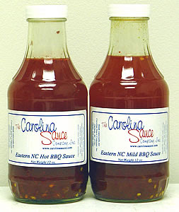 eastern north carolina barbecue sauce is famous for its thin not thick ...