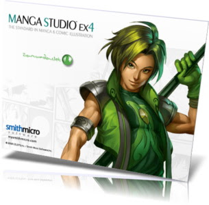 Manga Studio EX4