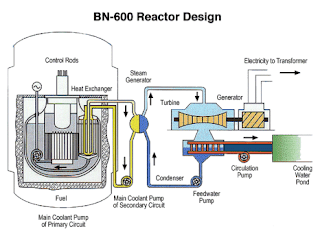 The fast neutron reactor BN-800 has reached the power level of 880 MW 66