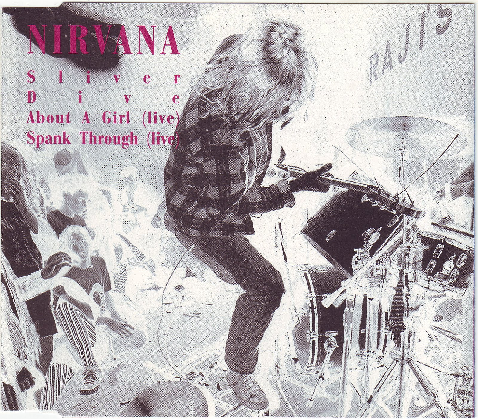 Nirvana%2BSliver%2BCD Other favorites include Aqua Teen Hunger Force, Nip Tuck (I've heard great ...