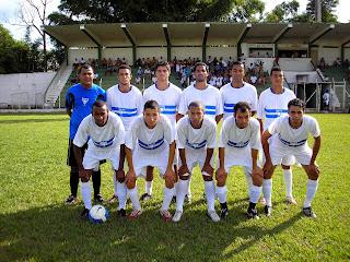 Equipe da U. A. Areadense