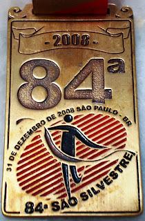 Medalha de Participação -2008