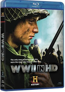 WWII in HD box