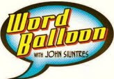 Word Balloon podcast logo