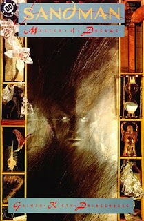 Neil Gaiman's Sandman: Master of Dreams cover