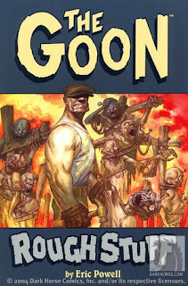 The Goon Rough Stuff cover