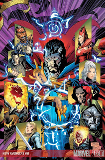 New Avengers cover