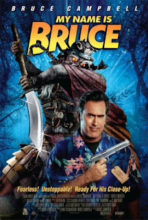 My Name Is Bruce poster