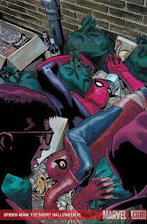 Spider-Man: The Short Halloween cover
