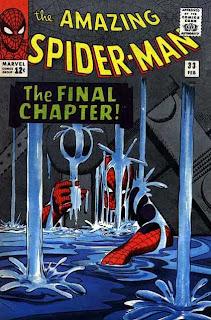 Amazing Spider-Man cover