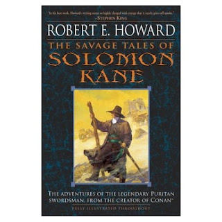 Solomon Kane book cover
