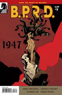B.P.R.D. 1947