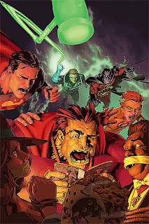 DC Halloween Special cover