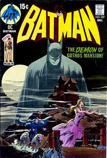 Batman: The Demon of Gothos Mansion cover