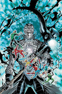 Blackest Night #5 cover