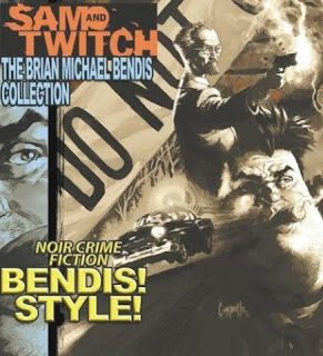 Sam and Twitch Voume 1 Brian Bendis cover
