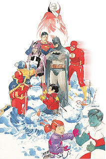 DC Holiday Special cover
