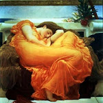 Flaming June because I was born in June