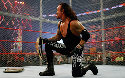 Intercontinental Champion John Morrison v s  Dolph Ziggler Undertaker World Heavyweight Champion 2009