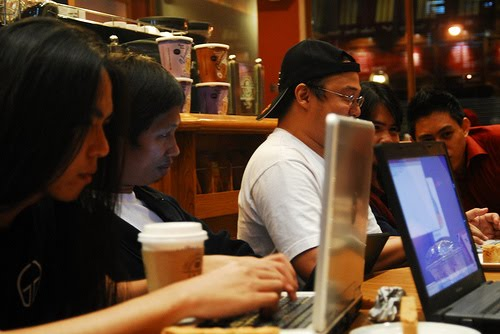 Stop Bringing Your Laptop Into Starbucks!