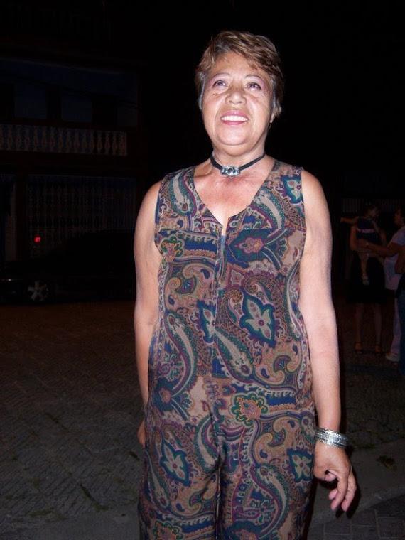Essa sou eu.....Iolanda, mais conhecida como TATA .
