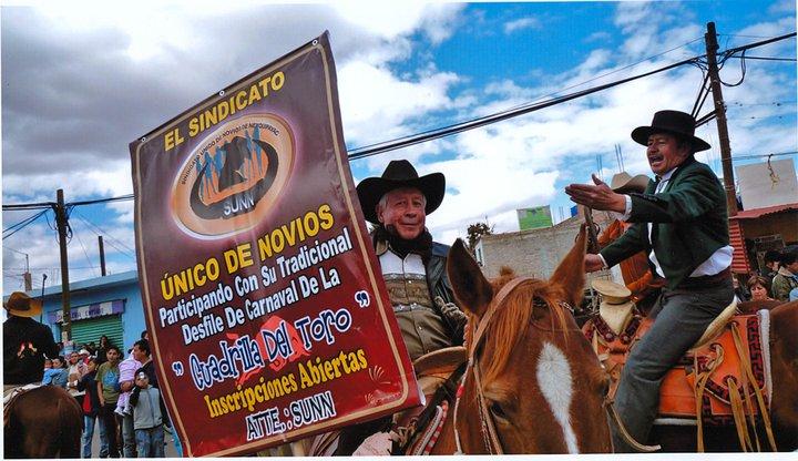 EL MEXICANO SINDICATO UNICO DE NOVIOS